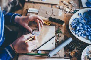 ruky, handmade