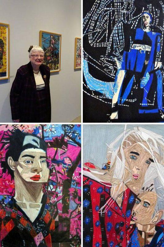 Helen Rae maliarka bez sluchu | Hendikup