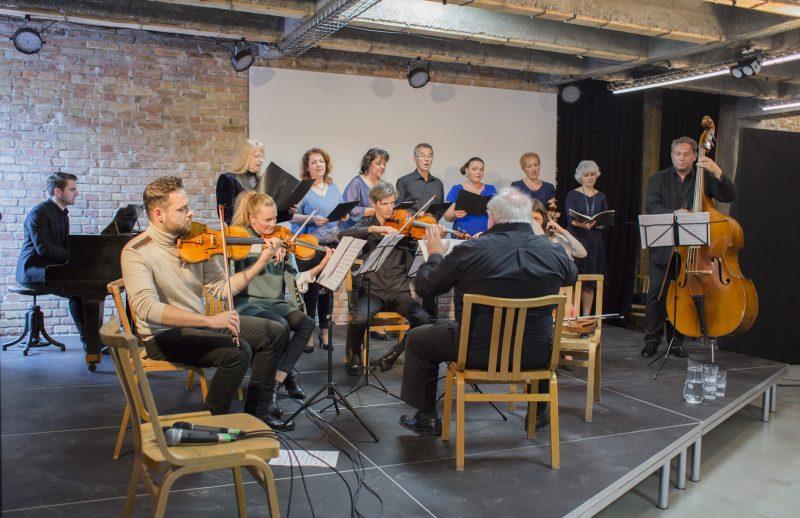 Fotka orchestru | hendikup