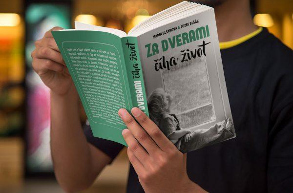 Kniha - Za dverami číha život   Hendikup