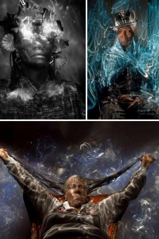 Victorine Floyd Fludd nevidiaca fotografka | Hendikup
