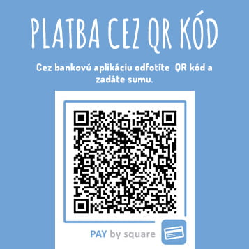 Hendikup platba QR kod