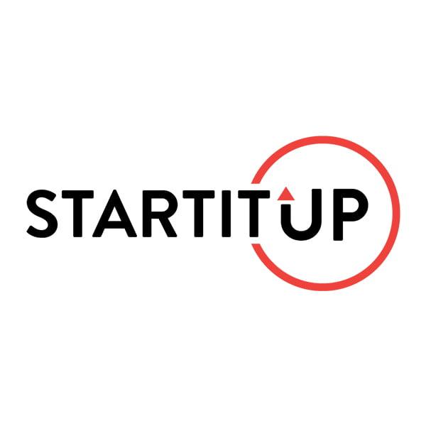 Logo startitup | hendikup